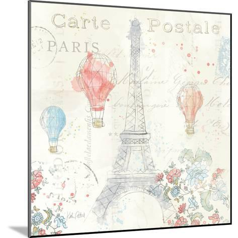 Lighthearted in Paris IV-Katie Pertiet-Mounted Art Print