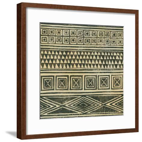 Kuba II-Kathrine Lovell-Framed Art Print