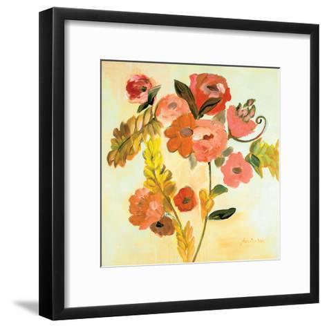 Romance Bouquet-Joan E Davis-Framed Art Print