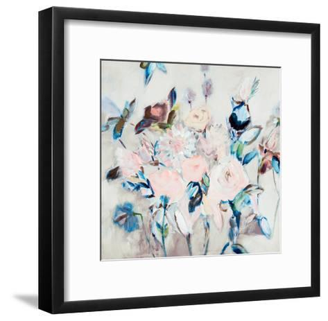 Sweetness and Light II Neutral-Joan E Davis-Framed Art Print