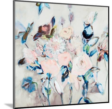Sweetness and Light II Neutral-Joan E Davis-Mounted Art Print