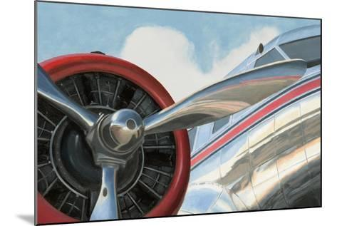 Travel by Air I v2 No Words-Marco Fabiano-Mounted Art Print