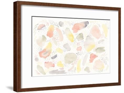 Meadow Breeze I-Laura Marshall-Framed Art Print