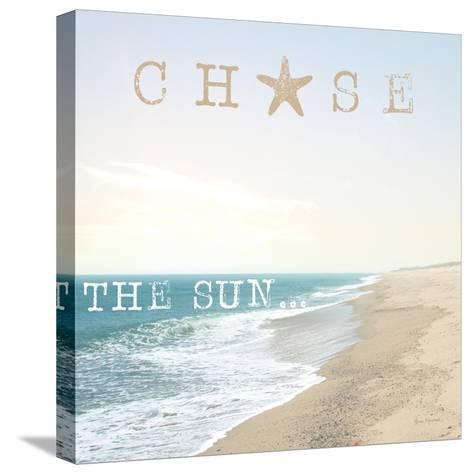 Chase the Sun-Laura Marshall-Stretched Canvas Print