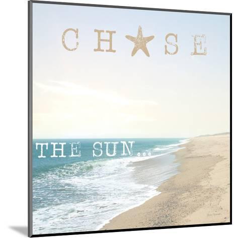 Chase the Sun-Laura Marshall-Mounted Art Print