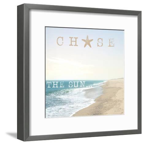 Chase the Sun-Laura Marshall-Framed Art Print