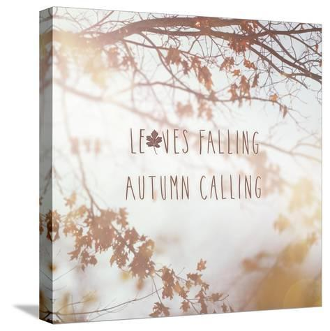 Autumn Calling I-Laura Marshall-Stretched Canvas Print