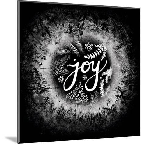 Frosty Joy-Mary Urban-Mounted Art Print