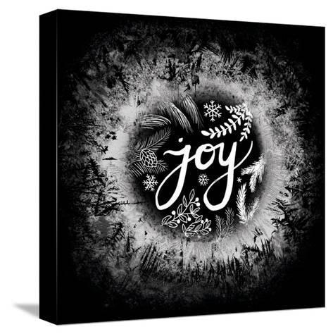 Frosty Joy-Mary Urban-Stretched Canvas Print