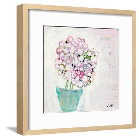 Hidden-Kellie Day-Framed Art Print