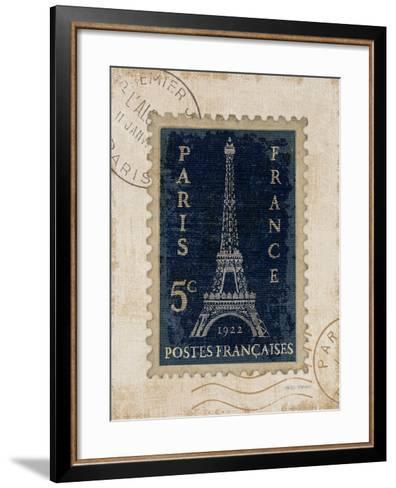 Iconic Stamps I-Marco Fabiano-Framed Art Print
