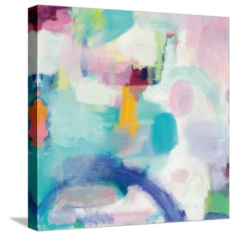 Trial and Airy-Mary Urban-Stretched Canvas Print