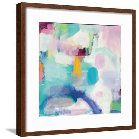 Trial and Airy-Mary Urban-Framed Art Print