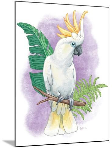 Tropical Flair III-Mary Urban-Mounted Art Print