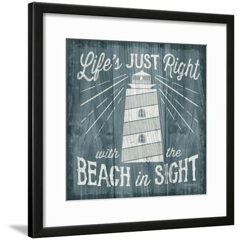 Up North III-Laura Marshall-Framed Art Print
