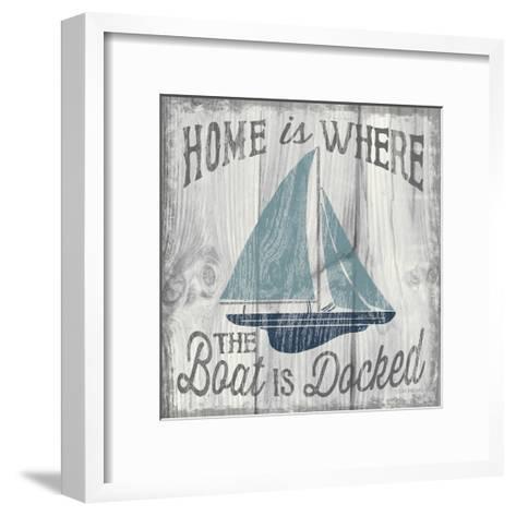 Up North IV-Laura Marshall-Framed Art Print