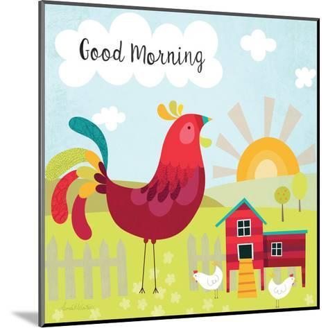 Good Morning-Lamai McCartan-Mounted Art Print