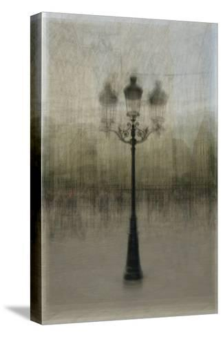 Notre Dame Lamp-Marc Olivier-Stretched Canvas Print