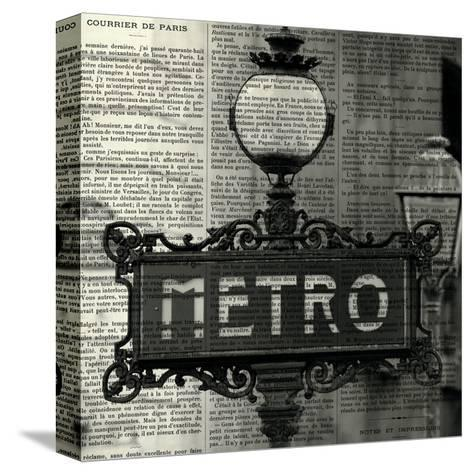 Metro II-Marc Olivier-Stretched Canvas Print