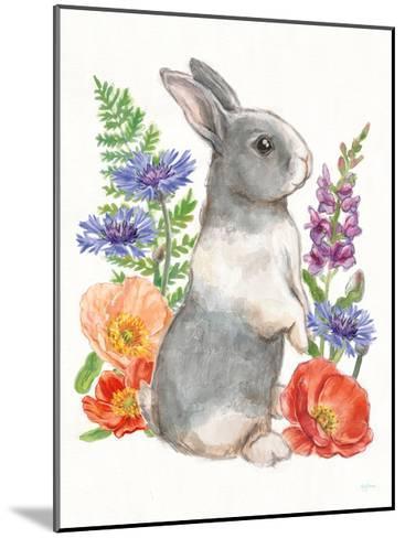 Sunny Bunny IV-Mary Urban-Mounted Art Print