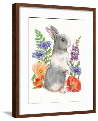 Sunny Bunny IV-Mary Urban-Framed Art Print