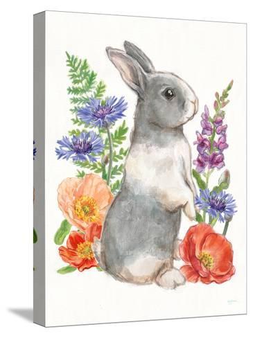 Sunny Bunny IV-Mary Urban-Stretched Canvas Print