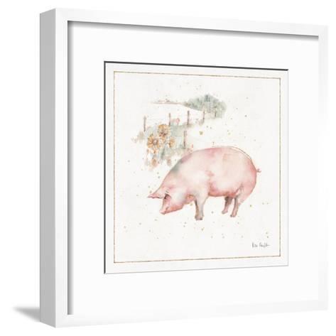 Farm Friends IX-Lisa Audit-Framed Art Print