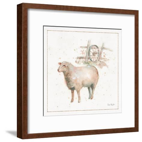 Farm Friends X-Lisa Audit-Framed Art Print