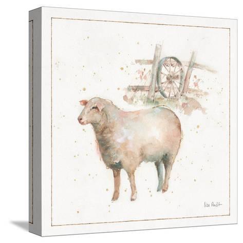 Farm Friends X-Lisa Audit-Stretched Canvas Print