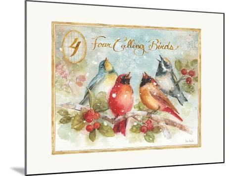 12 Days of Christmas IV-Lisa Audit-Mounted Art Print
