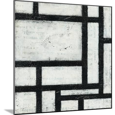 Labyrinth II-Moira Hershey-Mounted Art Print