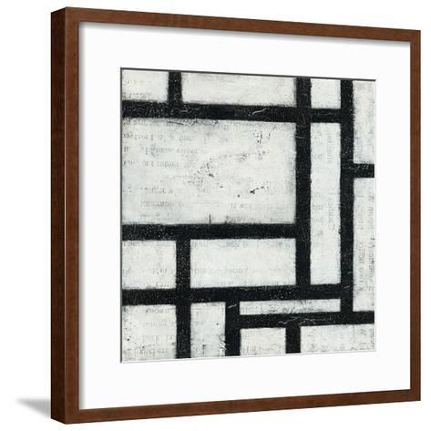 Labyrinth II-Moira Hershey-Framed Art Print