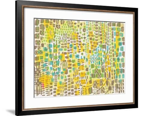 Banana Mash-Melissa Averinos-Framed Art Print