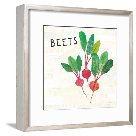 Kitchen Garden V Cream-Melissa Averinos-Framed Art Print
