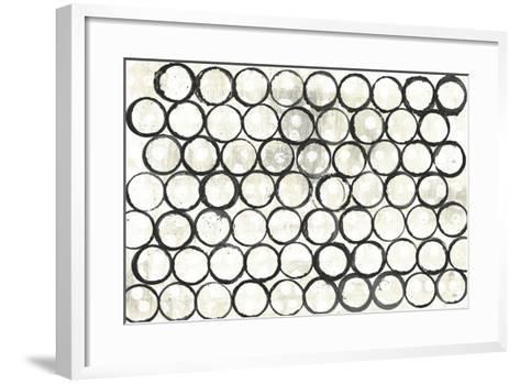 Eclipse I Neutral-Melissa Averinos-Framed Art Print