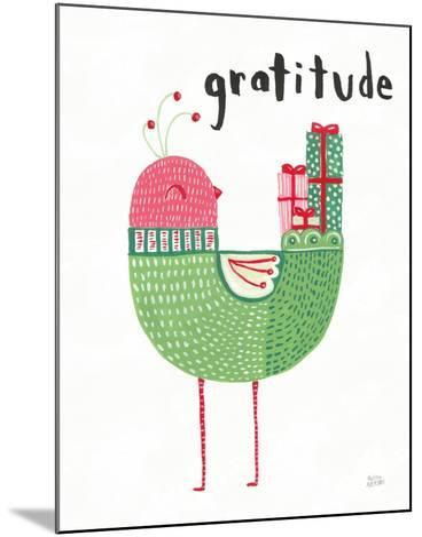 Christmas Tweets IV-Melissa Averinos-Mounted Art Print