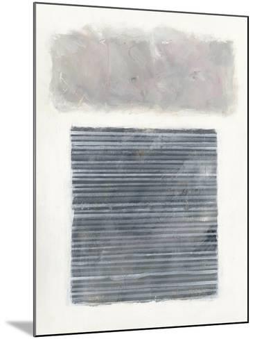 Venetian Gray-Mike Schick-Mounted Art Print