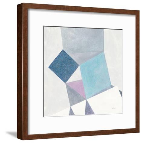 Paper Cut-Mike Schick-Framed Art Print