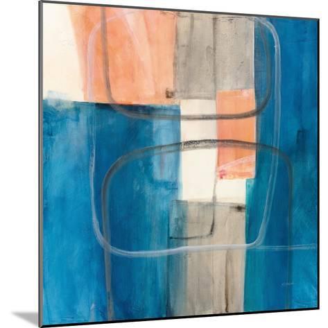Passage II v2-Mike Schick-Mounted Art Print