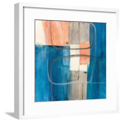 Passage II v2-Mike Schick-Framed Art Print