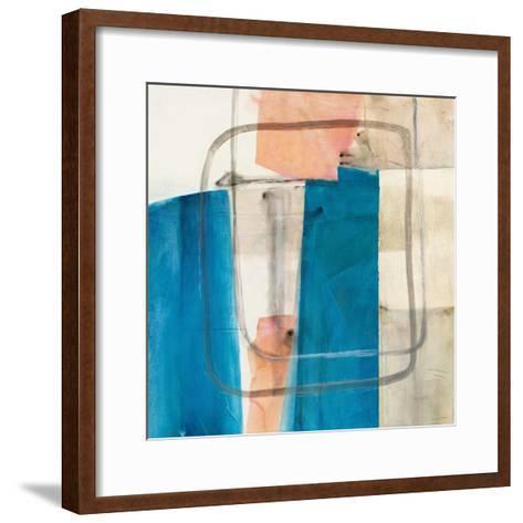 Passage I v2-Mike Schick-Framed Art Print