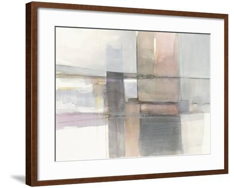 Improvisation III-Mike Schick-Framed Art Print