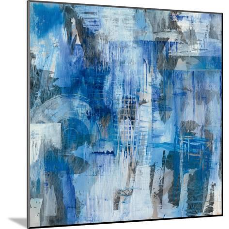 Industrial Blue-Melissa Averinos-Mounted Art Print