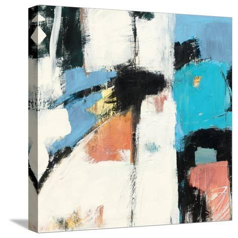 Catalina I Cool Chromatic-Mike Schick-Stretched Canvas Print