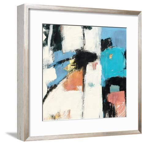 Catalina I Cool Chromatic-Mike Schick-Framed Art Print
