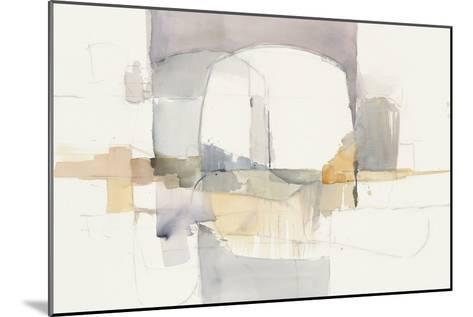 Improvisation I-Mike Schick-Mounted Art Print