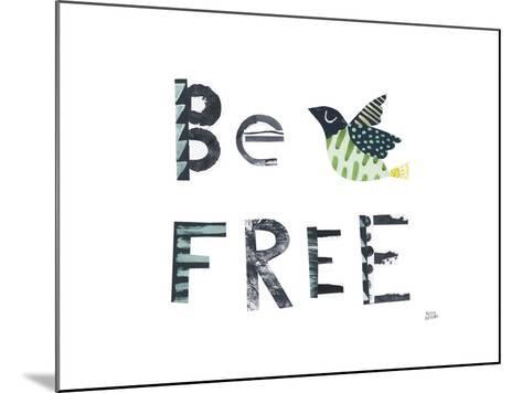 Bird Words I-Melissa Averinos-Mounted Art Print