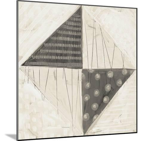 Modern Americana VI Neutral-Melissa Averinos-Mounted Art Print