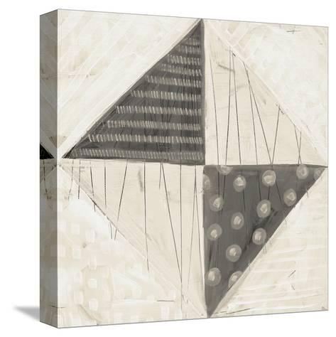 Modern Americana VI Neutral-Melissa Averinos-Stretched Canvas Print
