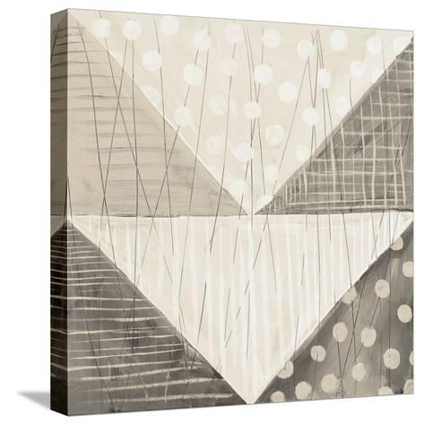 Modern Americana IX Neutral-Melissa Averinos-Stretched Canvas Print